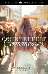 Counterfeit Commoner Ebook Cover