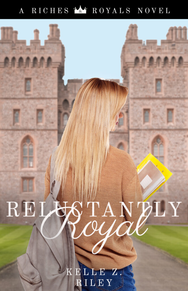 Reluctantly Royal Ebook Cover