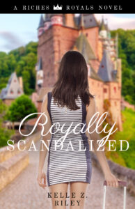 Royally Scandalized Ebook Cover